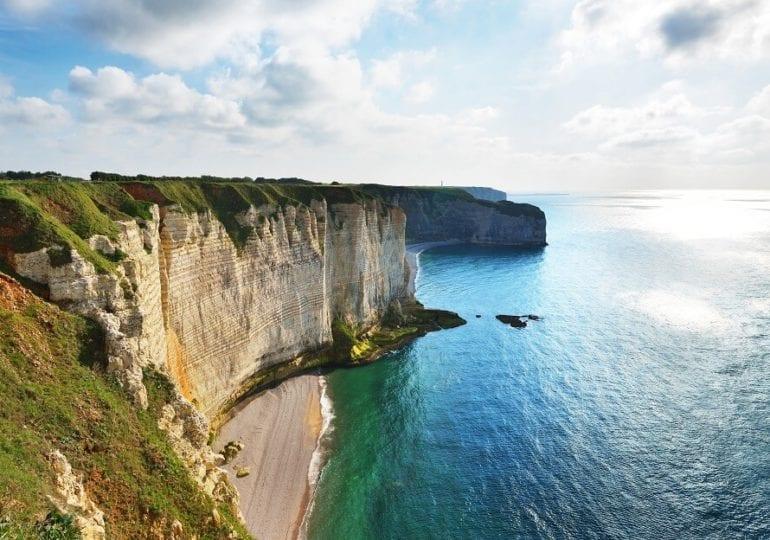 Kilometerlanges, abwechslungsreiches Segelrevier an der Atlantikküste Frankreichs
