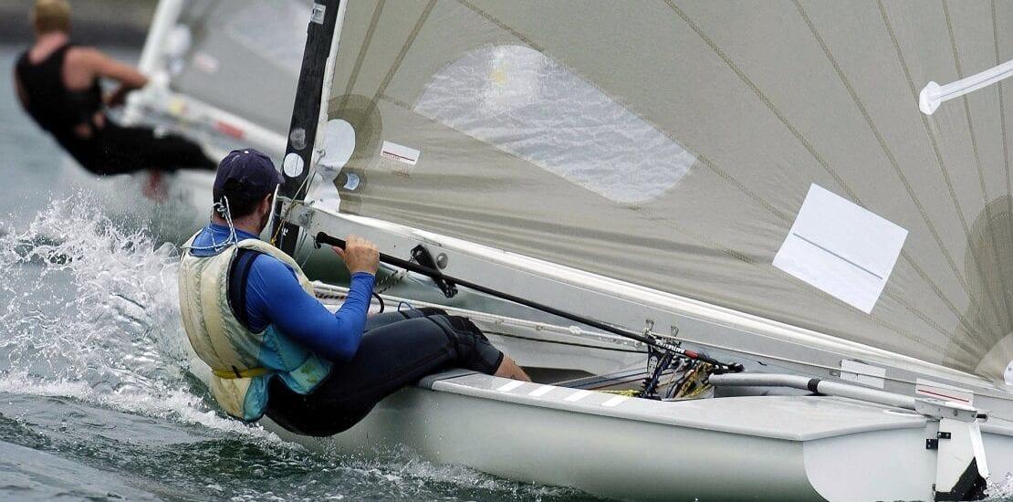 Finn Dinghy: Das Ende einer olympischen Ära