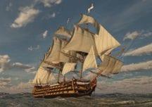 Die HMS Victory: Früher Flaggschiff, heute Museum