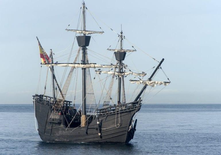 Die Victoria: Das erste Segelschiff, das die Welt umrundete
