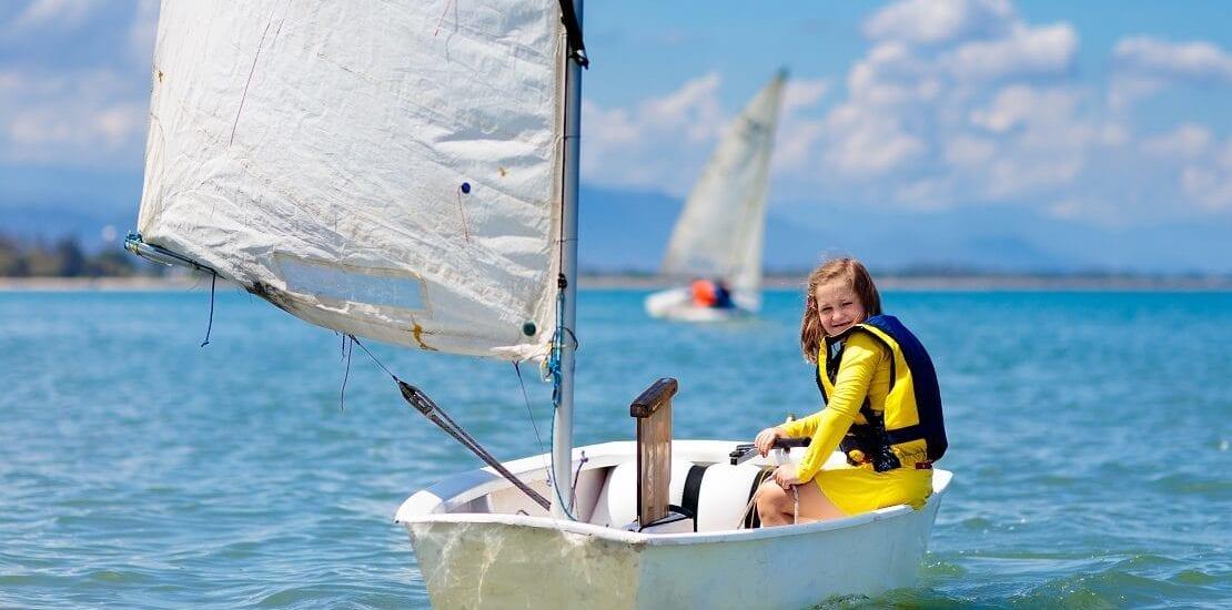 Der Optimist: Kleines Einsteigerboot mit großer Geschichte