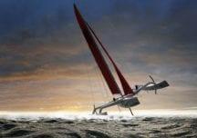 Der Trimaran als schnellstes Boot und Kinoberühmtheit