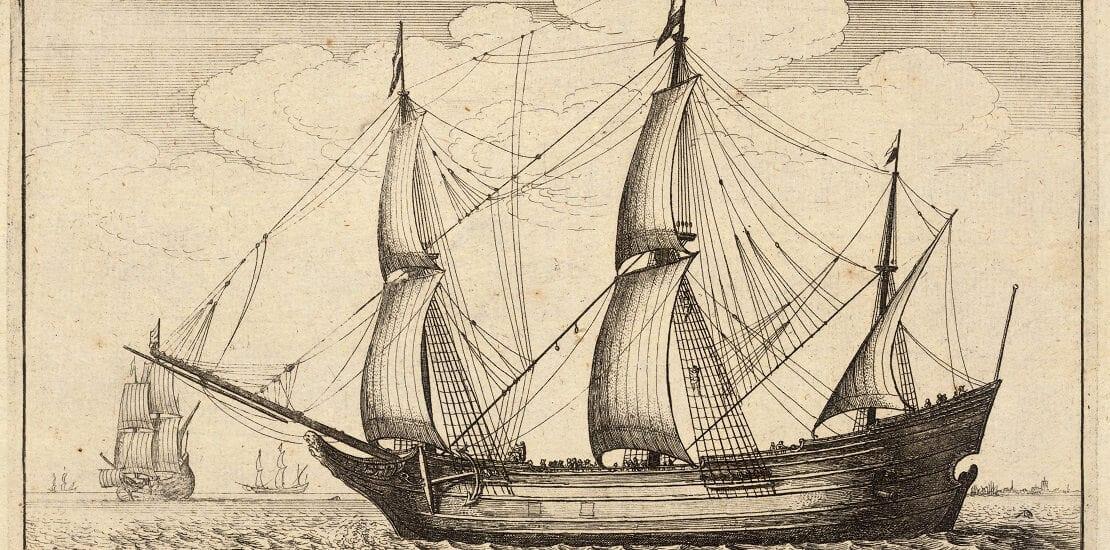 Niederländische Fleute löst Revolution in der Handelsschifffahrt aus