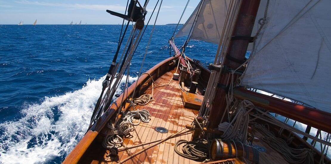 Klassische Yachten starten wieder beim 32. German Classics in Laboe