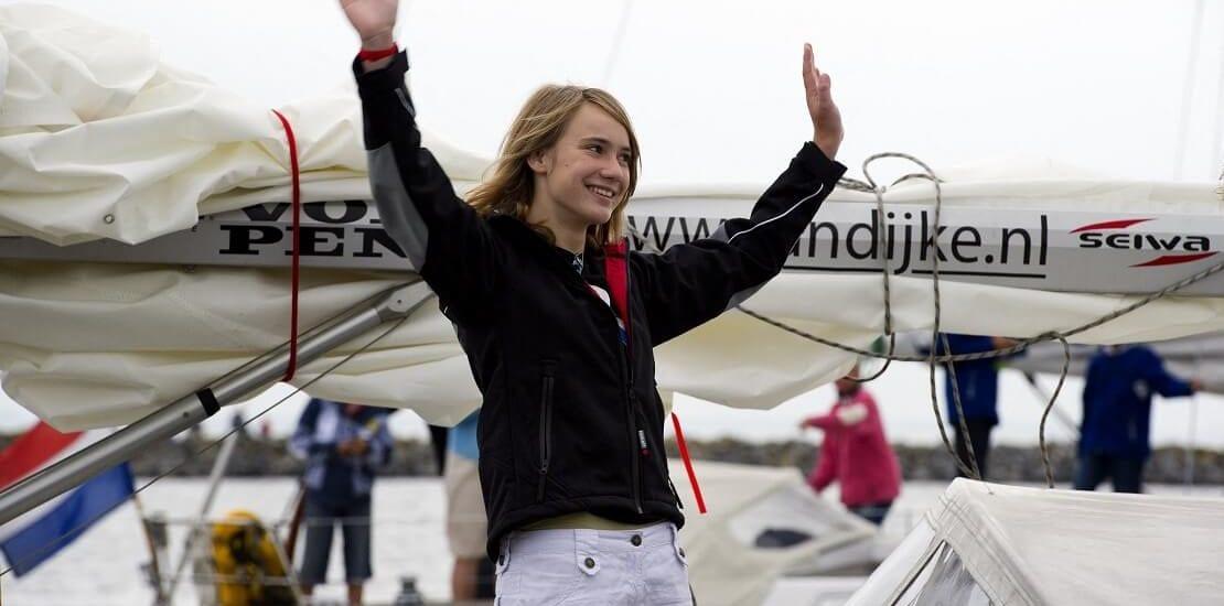 Der Segelsport und seine Geschichten #2: Laura Dekker als jüngste Weltumseglerin