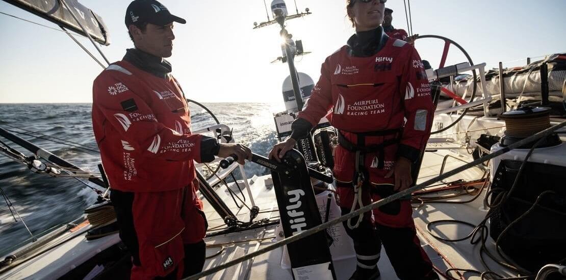Ocean Race Europe: Mirpuri gewinnt Leg 2 in der VO65-Klasse