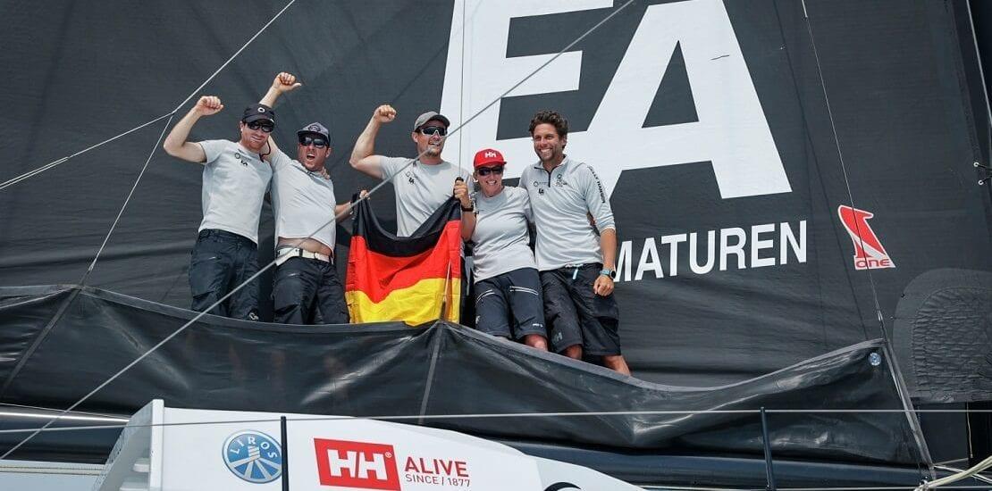 Offshore Team Germany gewinnt Premiere des Ocean Race Europe
