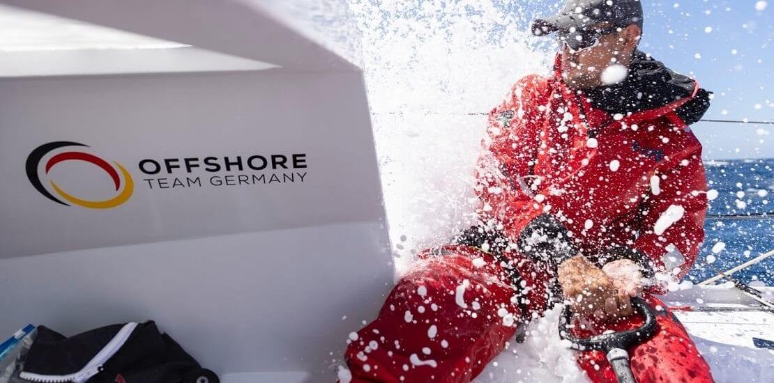 Ocean Race Europe: Offshore Team Germany holt Bonus-Punkte