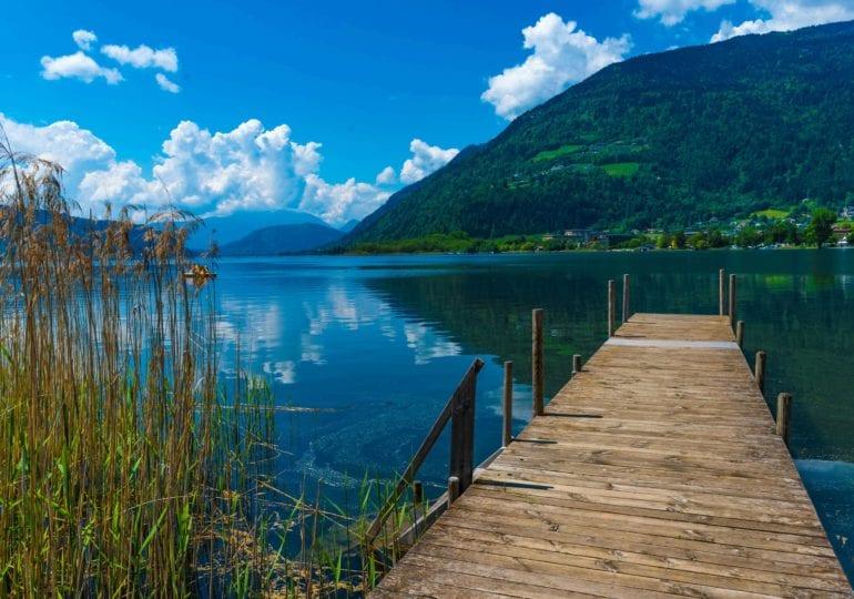 Ossiacher See: Segeln auf einem der schönsten Gewässer in Österreich