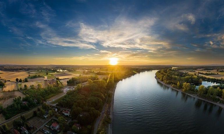 Der Rhein als Segelrevier mit ganz eigenem Reiz
