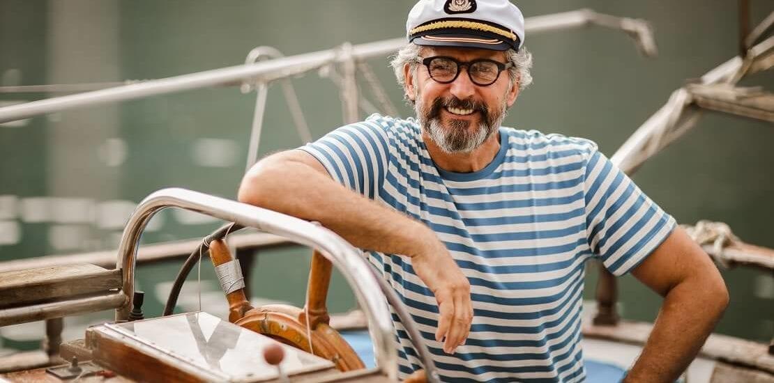 Von Seemannssprache auf See und an Land