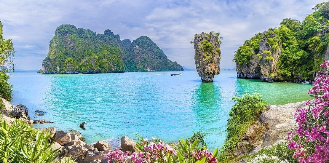 Phuket: Ganzjähriges Segelrevier in tropischen Gewässern