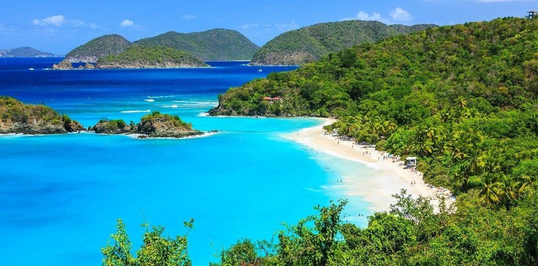 Virgin Islands: Segelerlebnis im Passatwind