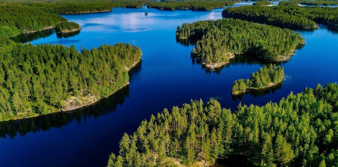 Finnland: Segeln im Land der 1.000 Seen