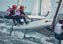 Olympia 2021: Deutsche Segel-Teams weiter auf Medaillenkurs