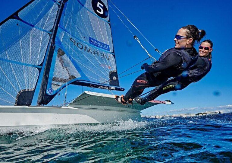 Tina Lutz und Susann Beucke nach steinigem Weg bei Olympia gut gestartet