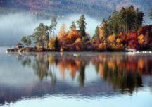 Der Schluchsee als Wassersportzentrum der Region
