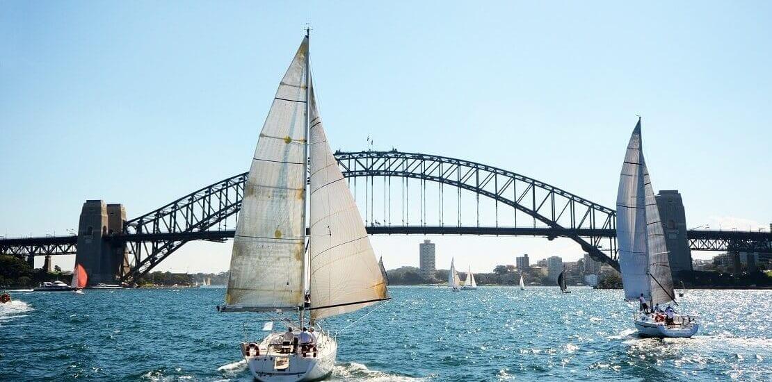 Segeln in Australien ist mehr als nur Whitsunday Islands