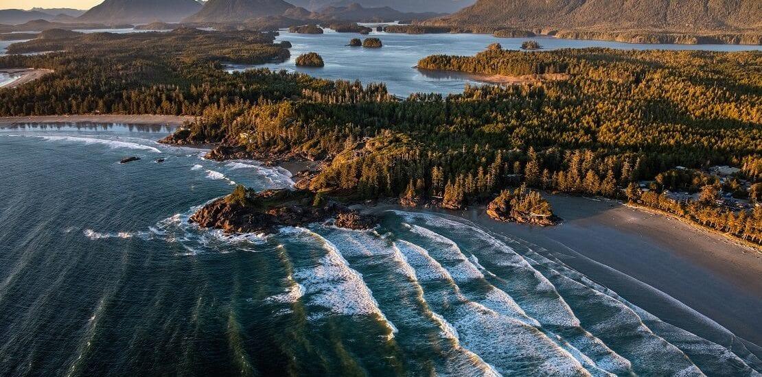 Kanadas Westen: Vielseitiges Segelrevier in kälteren Gewässern