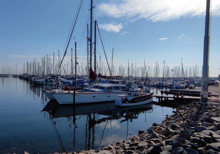 Mit dem Segelschiff nach Heiligenhafen