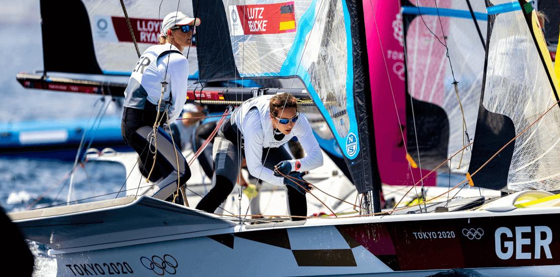 Fehlender Wind sorgt für Verschiebung der Olympia-Final-Regatten