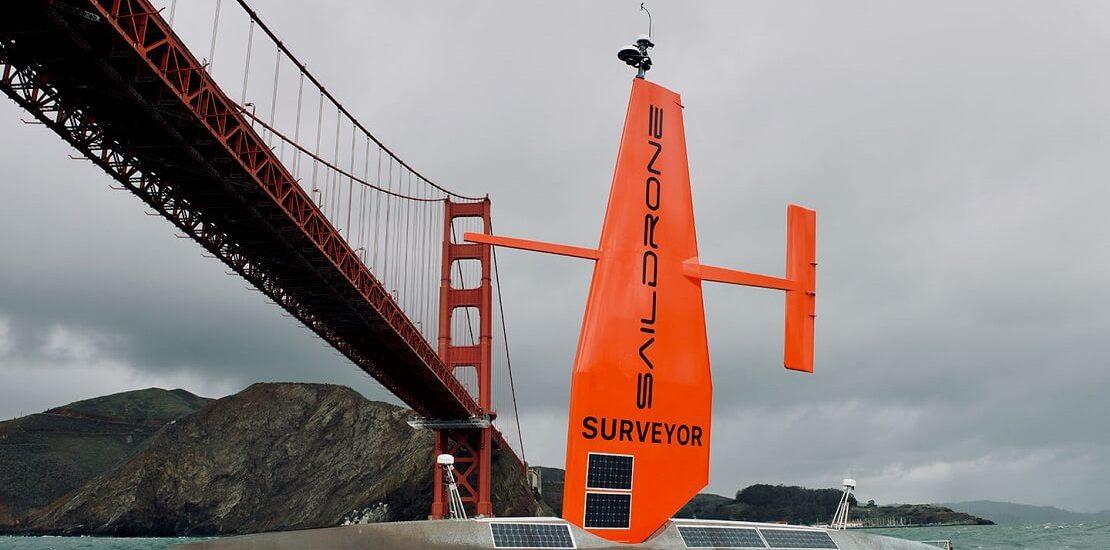 """Unbemanntes Segelboot """"Surveyor"""" soll gesamten Meeresboden kartografieren"""