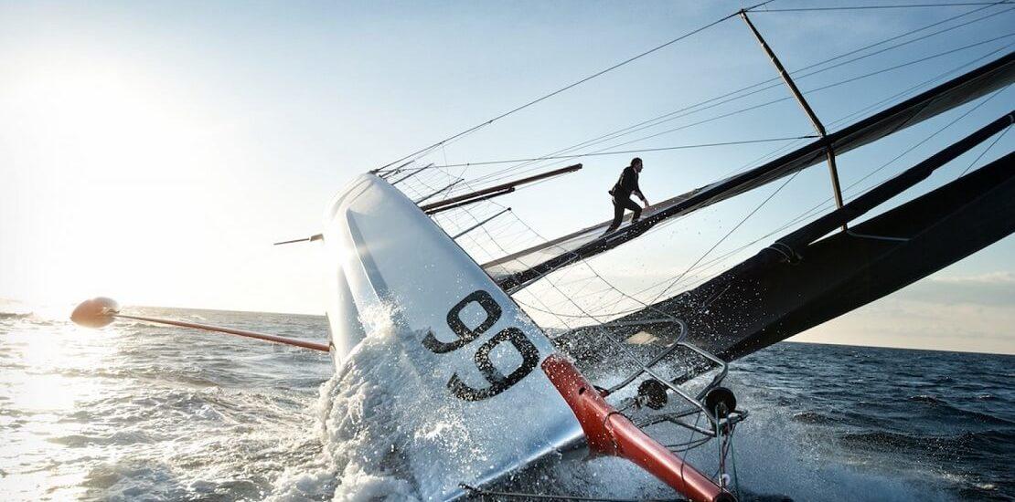 Der Segelsport und seine Geschichten #3: Über Alex Thomsons Mast-Walk