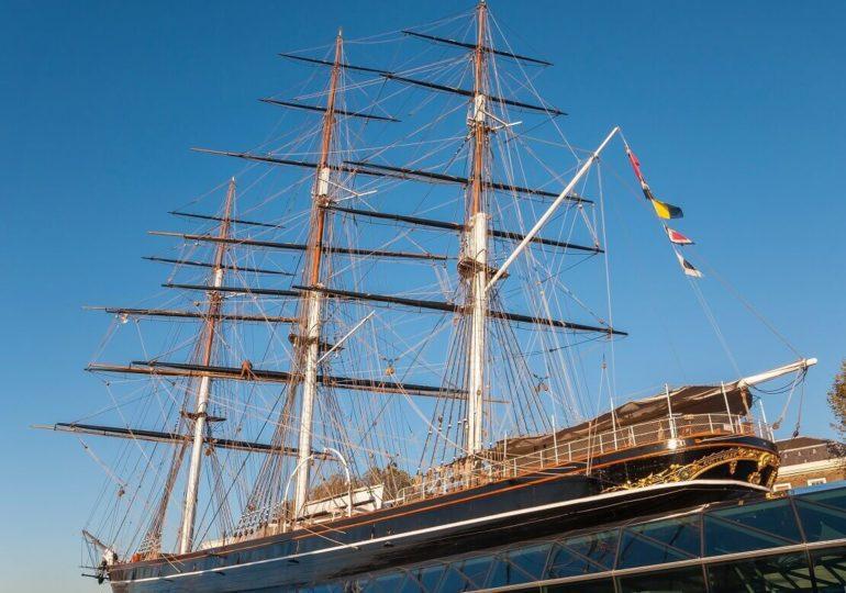 Cutty Sark: Mit neuer Bestimmung zum Symbol britischer Seemacht (Teil 2)