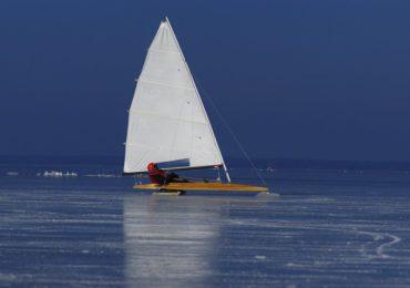 Fünf der schönsten Eissegel-Destinationen