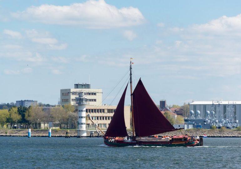 Der friesische Ewer: Für den Transport und den Fischfang unterwegs