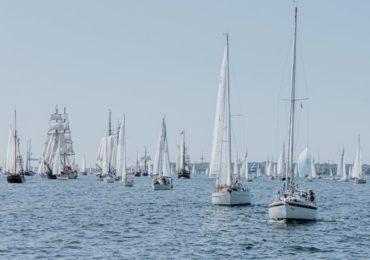 Kieler Woche in vollem Gange: Segler aus 27 Nationen auf dem Wasser