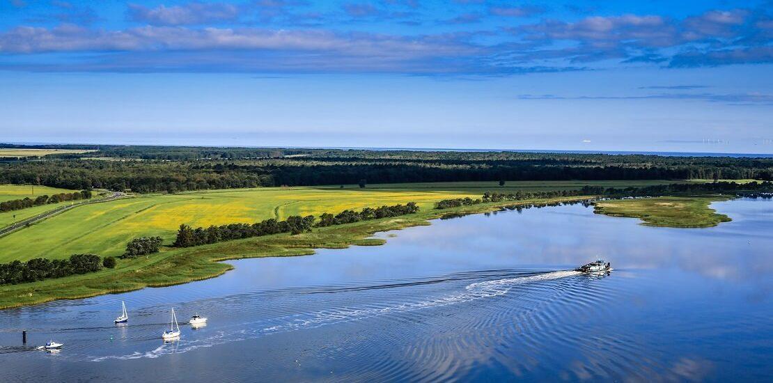 Norddeutsche Boddengewässer fordern höchste Aufmerksamkeit