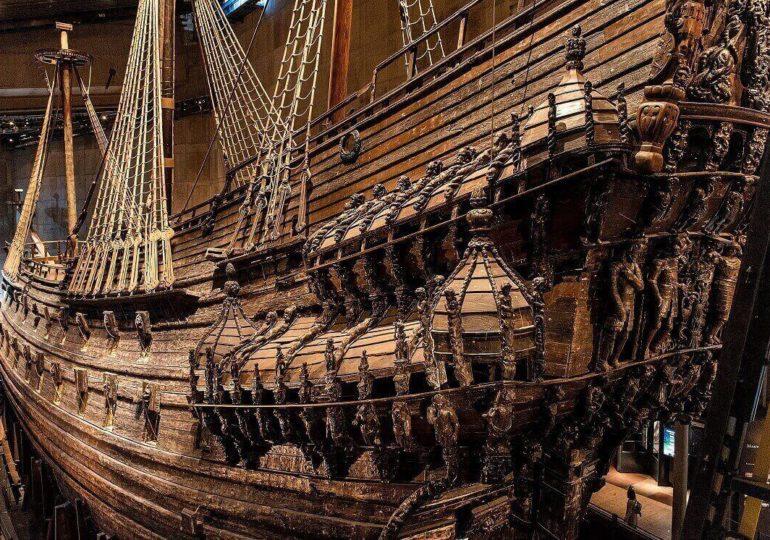 Vasa: Nur für 20 Minuten das gefährlichste Kriegsschiff der Welt