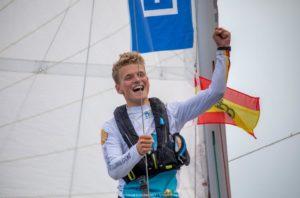 Mini-Transat: Melwin Fink gelingt der Sieg vor La Palma