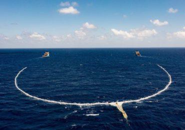 The Ocean Cleanup: Über die größte Aufräumaktion der Geschichte