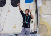 Knappe Kiste: Bouroullec gewinnt erste Etappe beim Mini-Transat