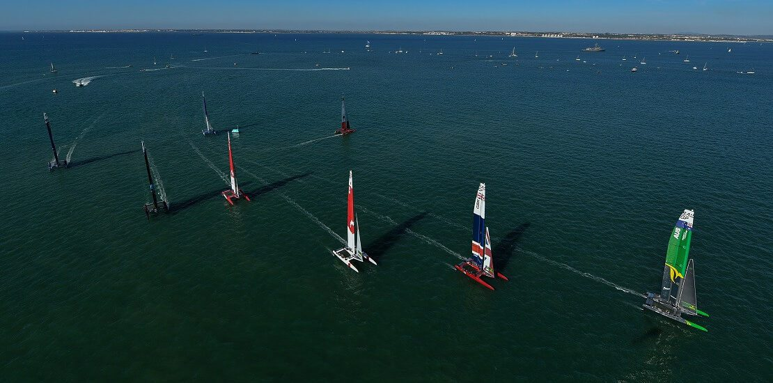 Der Sail Grand Prix als Vorreiter für mehr Nachhaltigkeit im Sport